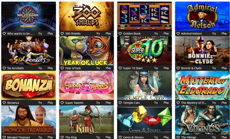 Oshi casino fair play